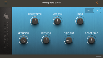 Atmosphere Cloud Reverb