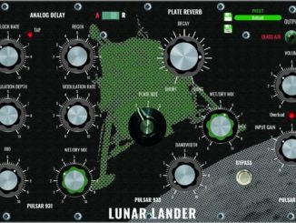 Pulsar Novation Lunar Lander
