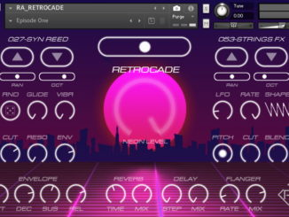 Rigid Audio Retrocade