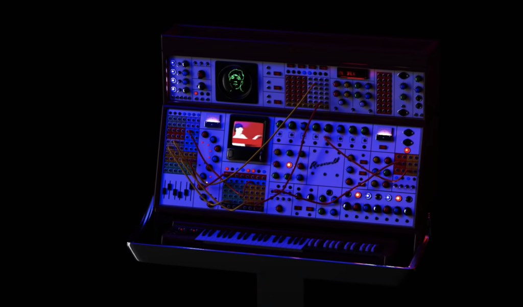 Roosevellt Sign Synthesizer