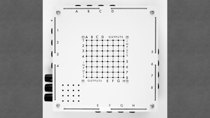 FSS MTX8 Pin Matrix