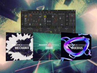 Native Instruments Massive X Mecehanix