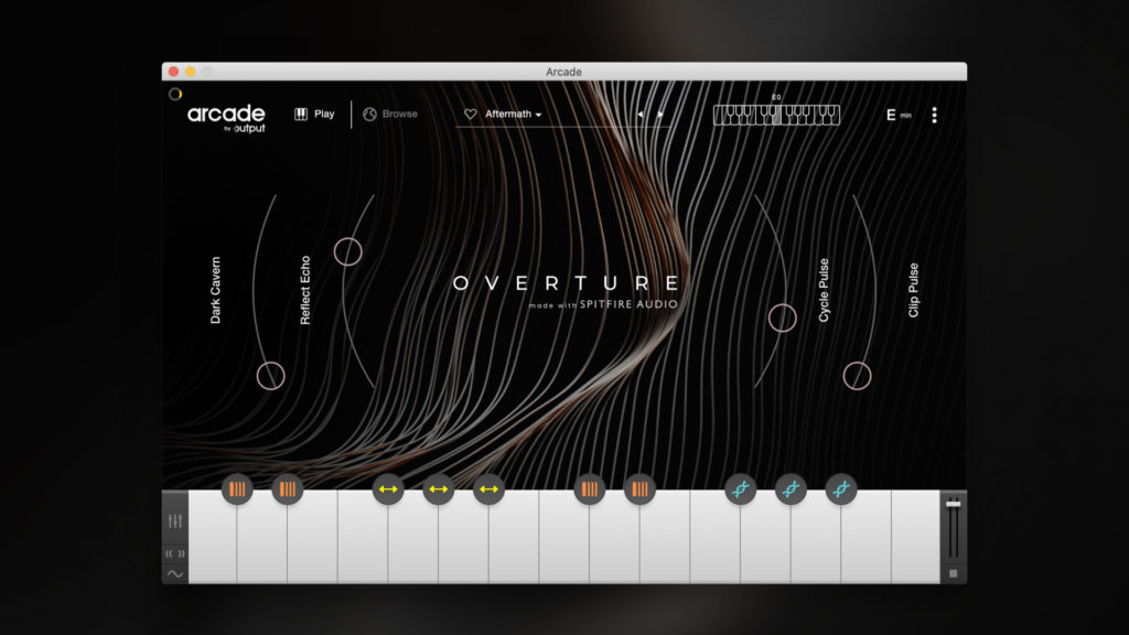Output Arcade Overture