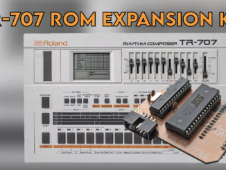 Roland TR-707 Expansion Kit