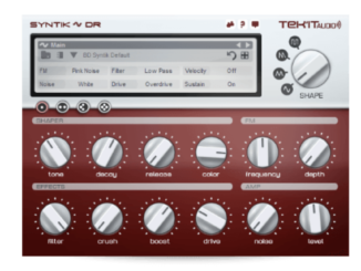 Tekit Audio Syntik Dr