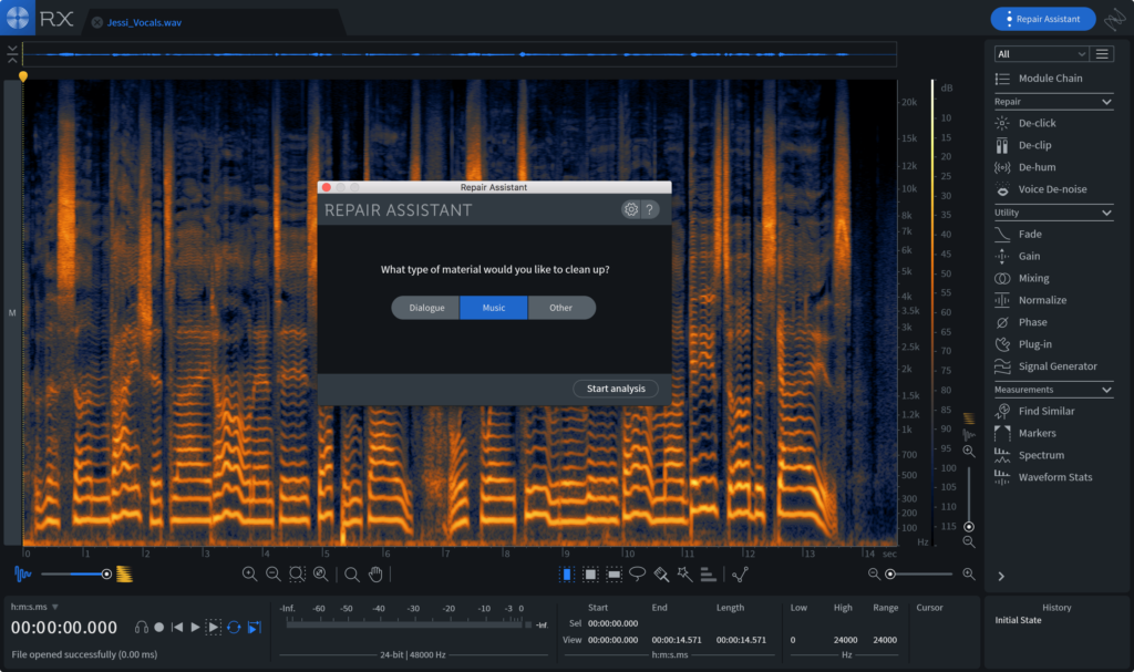 iZotope-RX-7-Elements-Repair-Assistant