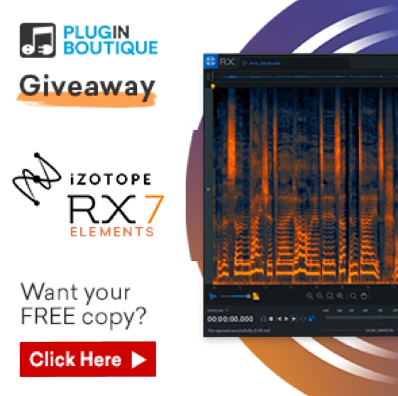 iZotope RX 7 Elements