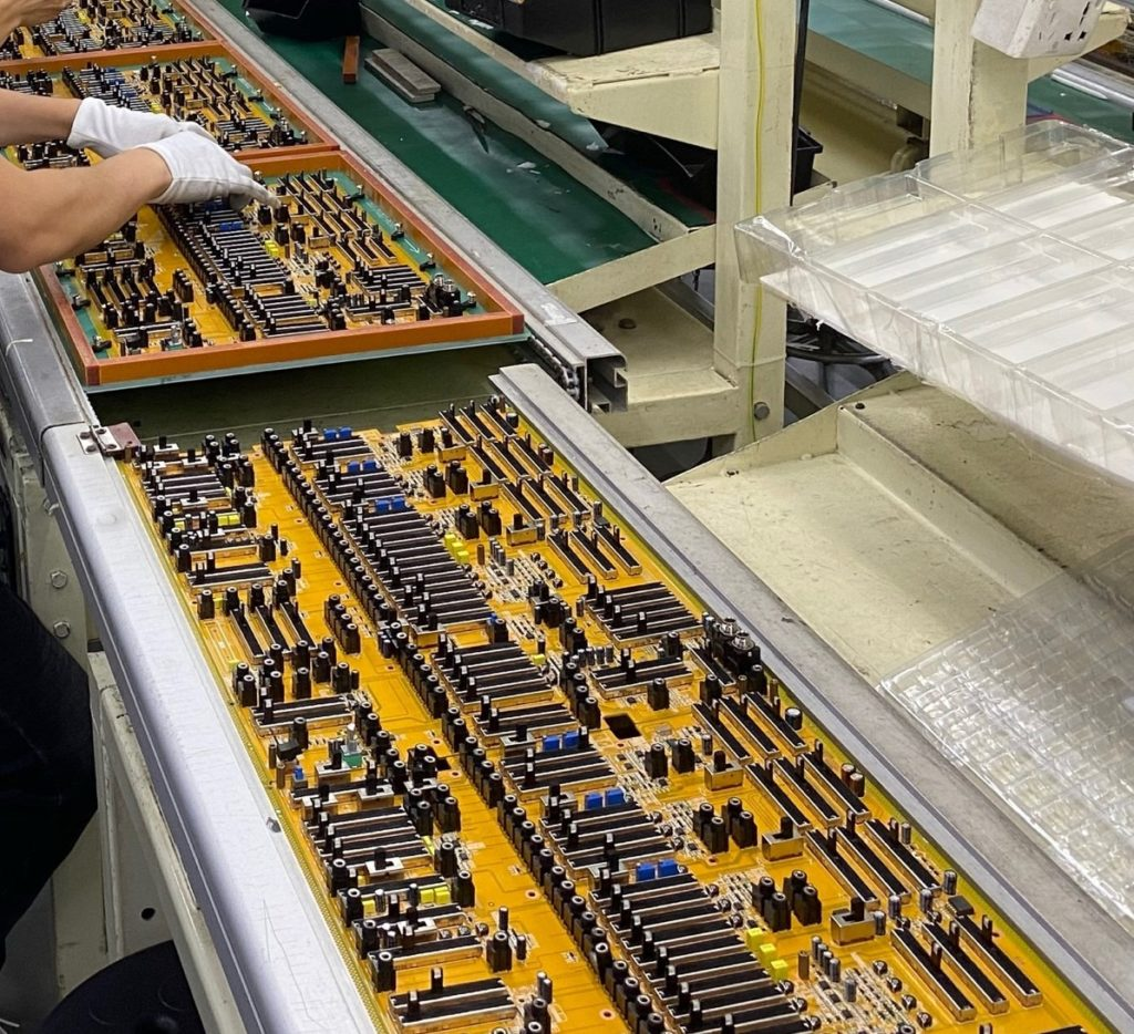 Behringer 2600 production