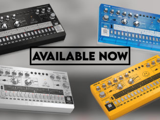 Behringer RD-6 available now