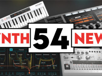 Synth News 54