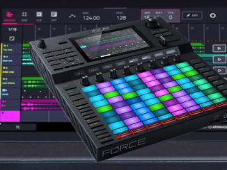 Akai Force Firmware 3.0.5