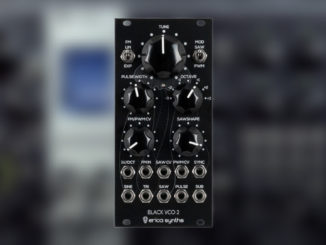 Erica Synths Black VCO 2