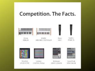 Behringer competition