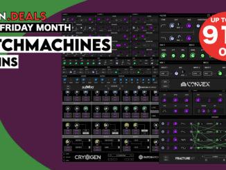 Glitchmachines Plugins Black Friday Sale