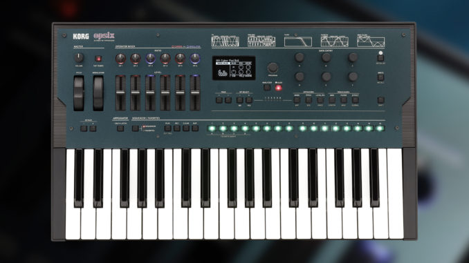 Korg Opsix sound demos
