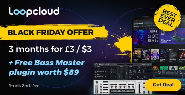 Loopcloud Black Friday