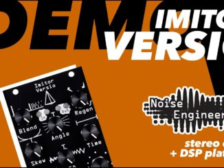 Noise Engineering Imitor Versio
