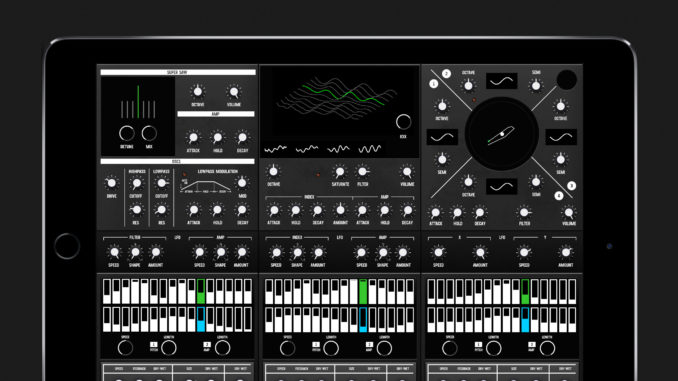 WT1 Wavetable Groovebox
