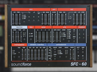 Soundforce SFC-60 V3