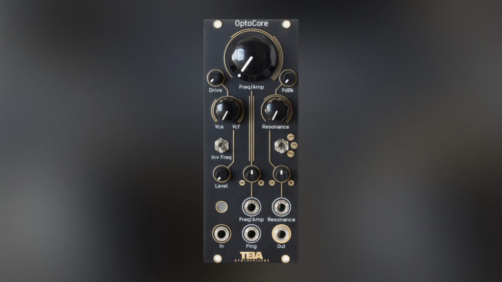 Teia Synthesizers Optocore