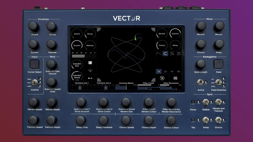Vector Synthesizer 2.3