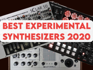 best experimental synthesizers 2020