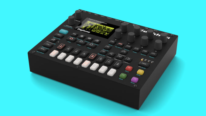 Elektron Digitone free patch library