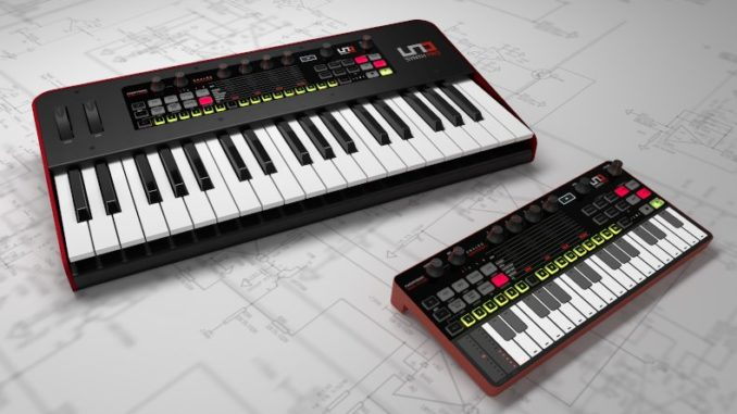 IK Multimedia UNO Synth Pro