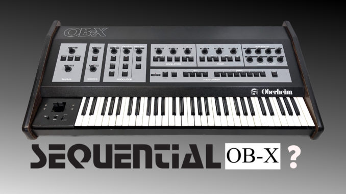 Sequential OB-X