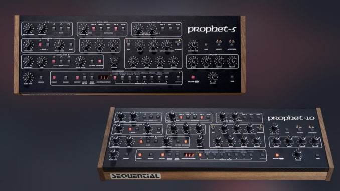 Sequential Prophet-5 Desktop