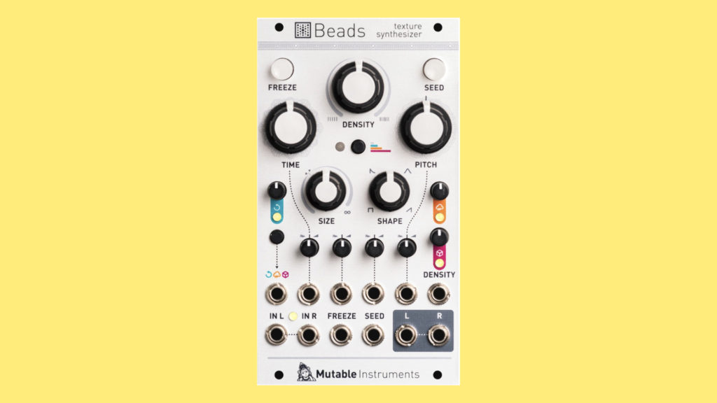 Mutable Instruments Beats