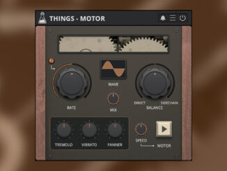 AudioThing Things Motor