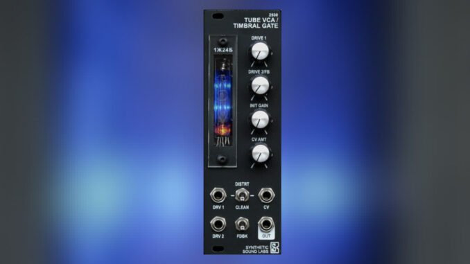 Synthetic Sound Labs Tube VCA
