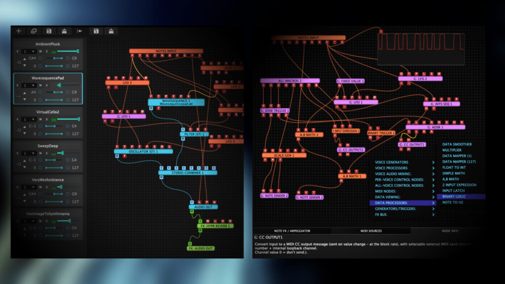 Wavesequencer Hyperion