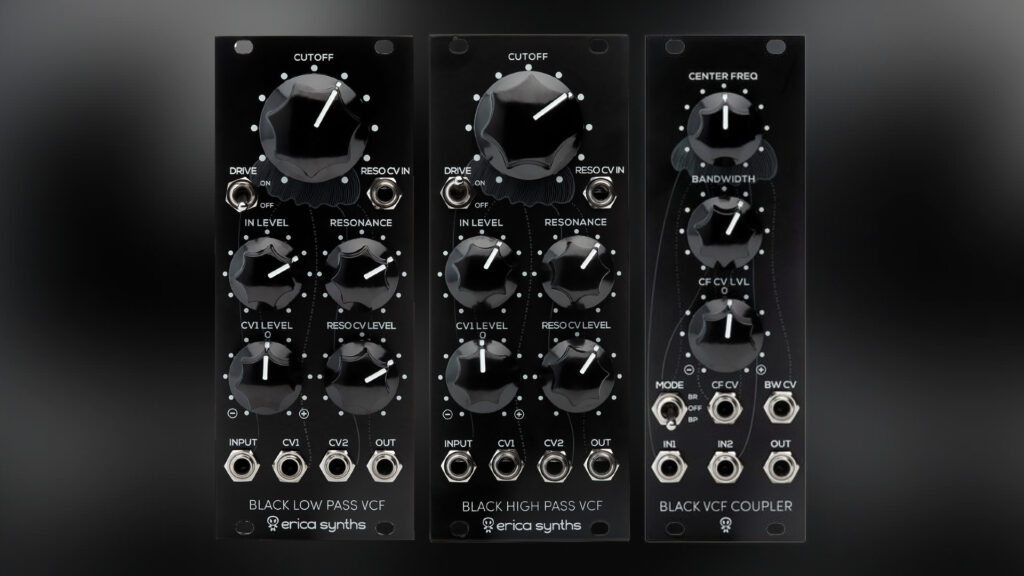 Erica Synths Black VCF