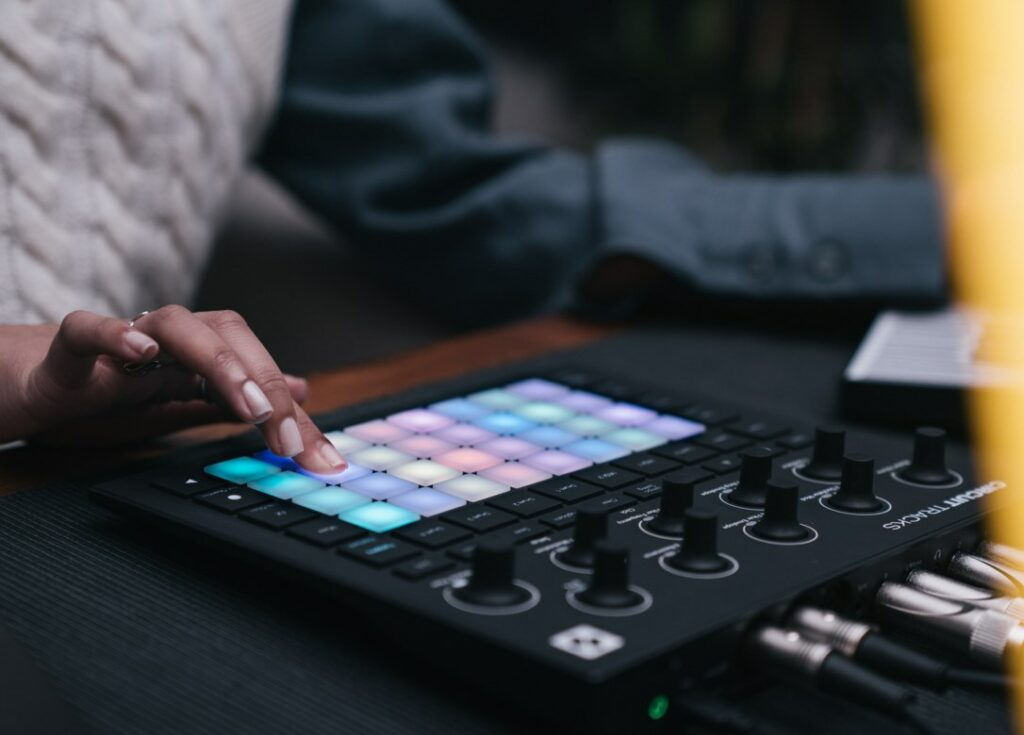 Novation Circuit Tracks V1.1.5