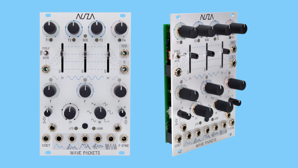 Auza Audio Wave Packets