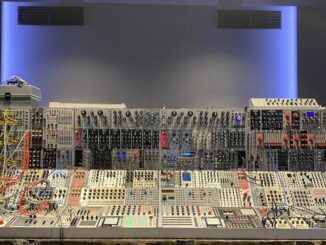 Colin Bender's Monster Synth