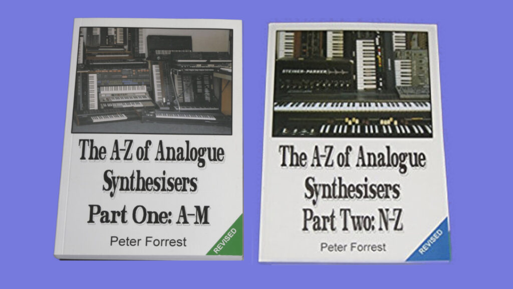 Peter Forrest A-Z of analogue synthesizers