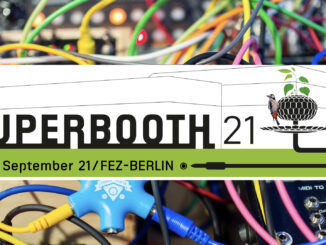 Superbooth 21 Tickets