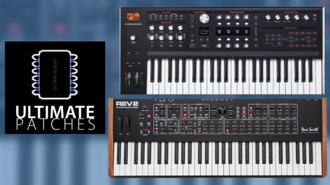 Ulimate Patches ASM Hydrasynth