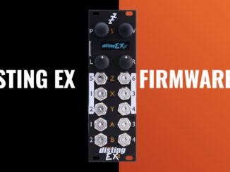Disting EX firmware 1.9