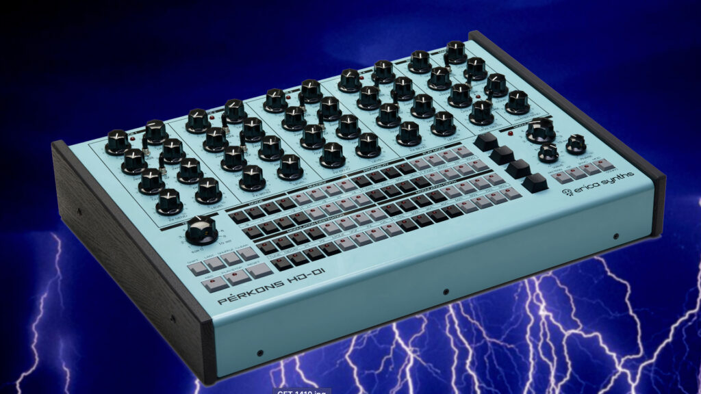 Erica Synths Perkons HD-01