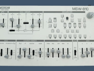 Michigan Synth Works MSW-810