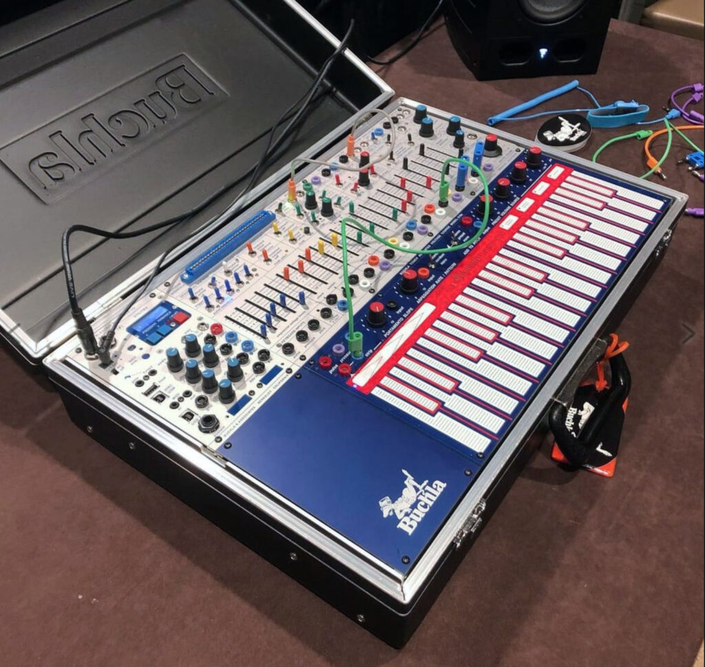 Superbooth 21 Buchla Music Easel